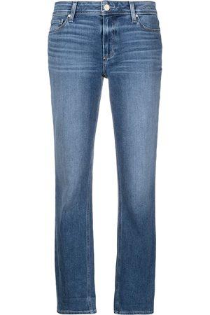 Paige Brigette Bazaar distressed jeans