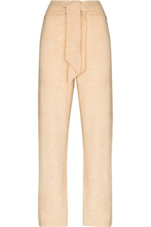 Nanushka Nea knit trousers