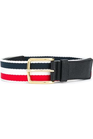 Thom Browne Webbing baseball belt