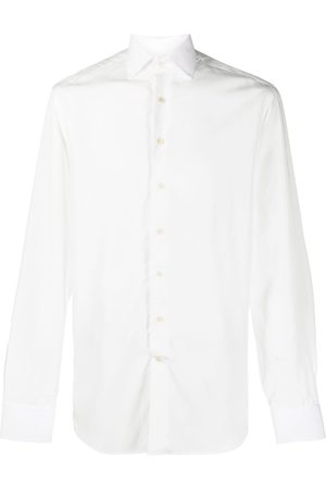 Etro Button-up long-sleeved shirt