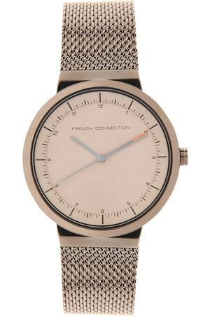 French Connection Men Beige Analogue Watch FC156BM
