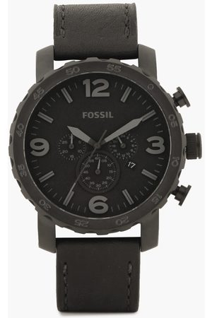 Fossil Nate Men Chronograph Watch - JR1354I