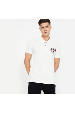 U.S. Polo Assn. . Solid Regular Fit Polo T-shirt