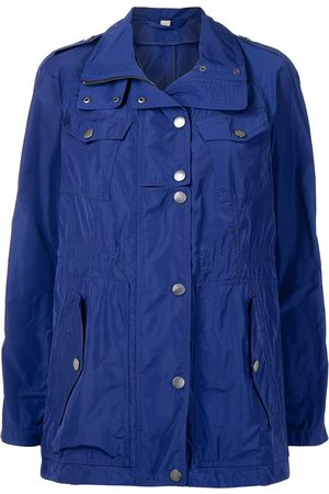 Burberry Women Parkas - Single-breasted parka