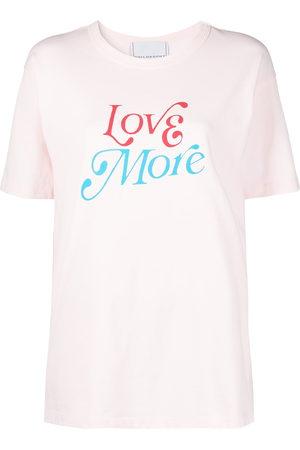 Serafini Love More t-shirt