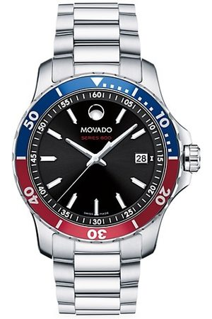 Movado Series 800 Stainless Steel Bracelet Watch