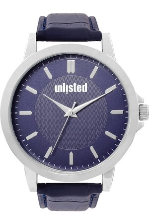 UNLISTED A KENNETH COLE PRODUCTION Men Blue Analogue Watch 10032042