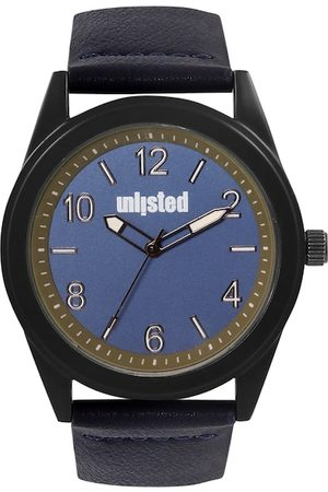 UNLISTED A KENNETH COLE PRODUCTION Men Blue Analogue Watch 10032059