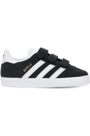 adidas Gazelle Suede Strap Sneakers