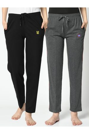 VIMAL JONNEY Women Pack Of 2 Lounge Pants