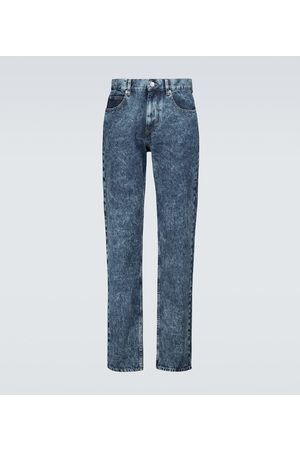 Isabel Marant Jack acid-washed jeans