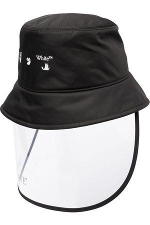 OFF-WHITE Keep Safe visor bucket hat