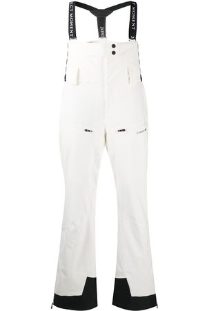 Perfect Moment Men Dungarees - Logo-embellished strap overalls
