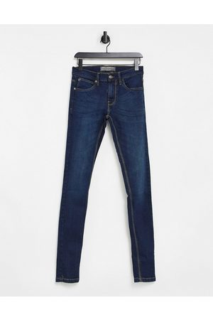 French Connection Super skinny stretch jeans in blue