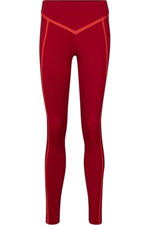 ERNEST LEOTY Women Leggings - Corset high-rise leggings