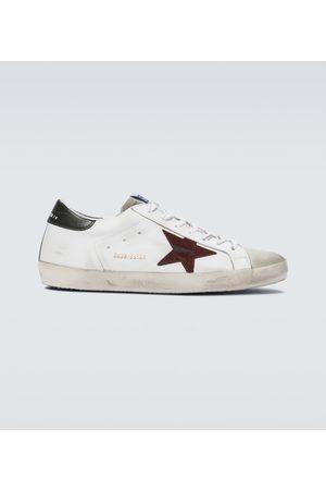 Golden Goose Men Sneakers - Distressed Superstar sneakers