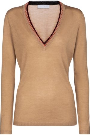 GABRIELA HEARST Women Jumpers - Lorenco cashmere and silk sweater