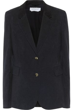 GABRIELA HEARST Women Blazers - Sophie single-breasted cotton blazer