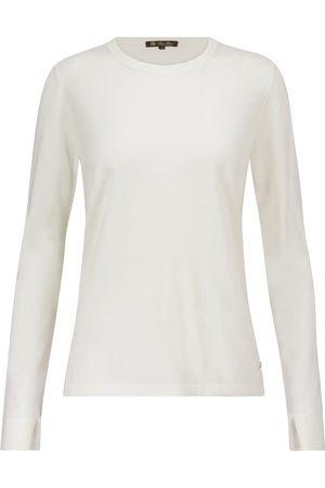 Loro Piana Women Jumpers - Piuma cashmere sweater