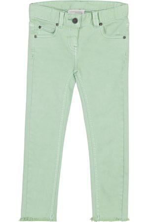 Stella McCartney Girls Slim - Stretch-cotton slim jeans