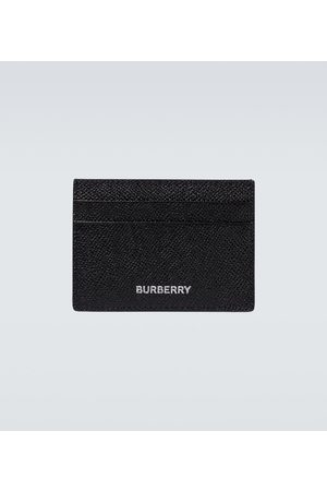 Burberry Men Wallets - Sandon leather cardholder