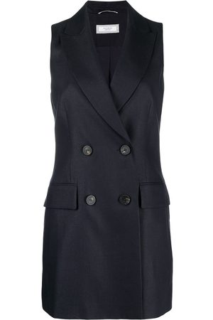 PESERICO SIGN Double breasted gilet