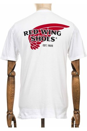 Red Wing 97403 Logo Tee - Colour: