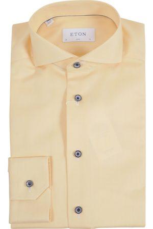 Eton Men Rainwear - Overhemd Geel 100001411 41