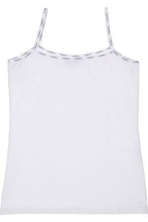 La Perla Cotton Jersey Top