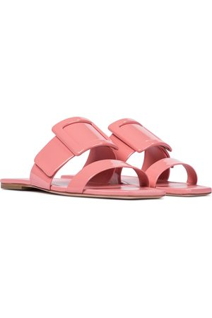 Roger Vivier Women Platform Sandals - Exclusive to Mytheresa – Patent leather sandals