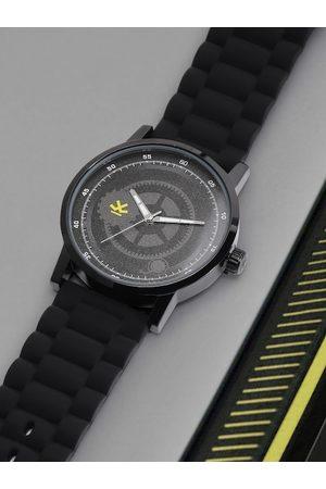 WROGN Men Grey Analogue Watch WRG00040C