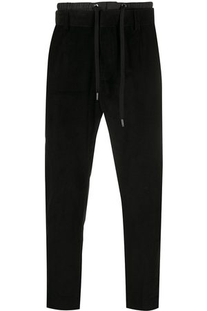 Dolce & Gabbana Slim-fit drawstring trousers