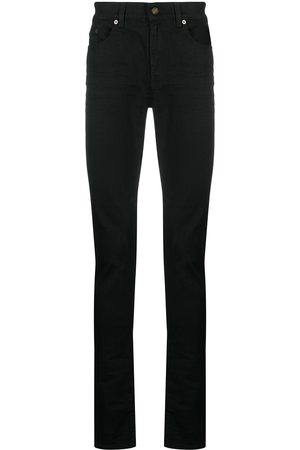 Saint Laurent Five pocket slim-fit jeans