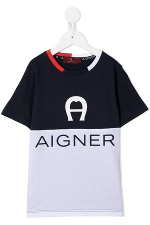 Aigner Two-tone t-shirt