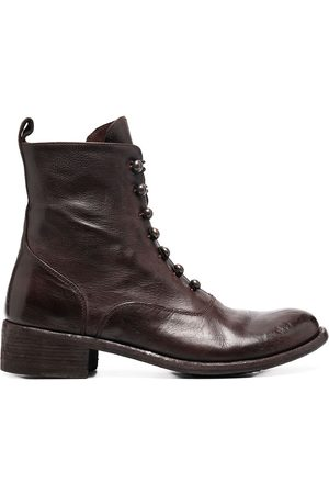 Officine creative Lison lace-up boots
