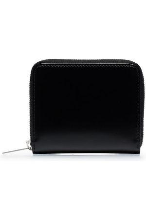Maison Margiela Men Wallets - Small four-stitch zip wallet