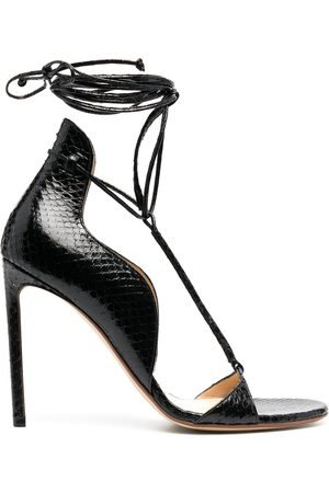 Francesco Russo High-heel strappy sandals