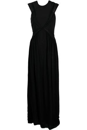 Roberto Cavalli Floor-length sleeveless gown
