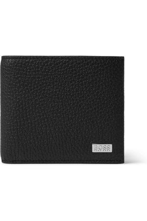 HUGO BOSS Men Wallets - Full-Grain Leather Billfold Wallet