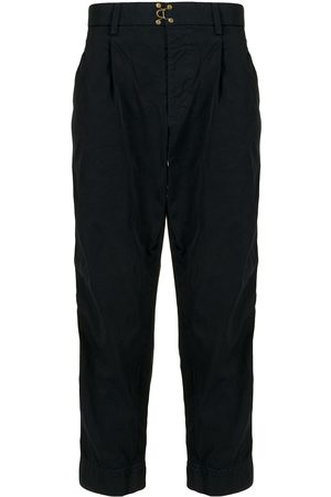 Kolor Cropped chino trousers