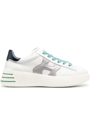 Hogan Chunky lace-up trainers