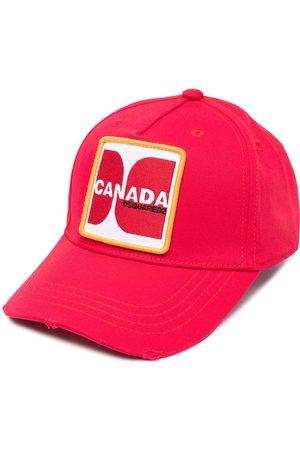 Dsquared2 Men Hats - Logo patch baseball hat