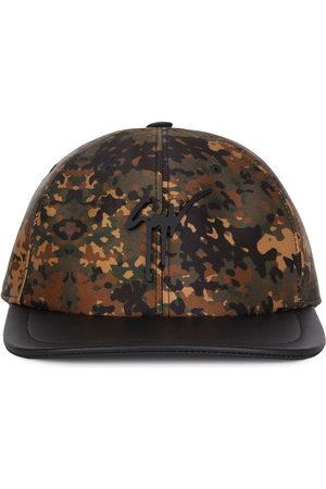 Giuseppe Zanotti Men Hats - Cohen camouflage-print cap