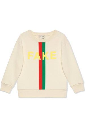 Gucci Boys Sweatshirts - Fake/Not-print sweatshirt