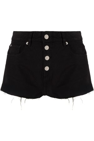IRO Raw edge shorts