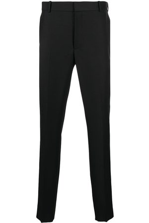 Alexander McQueen Straight-leg tailored trousers