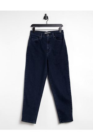 Levi's Levi's high waist tapered jeans in navy