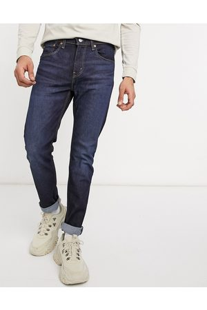 Levi's Levi's Youth 512 slim tapered lo ball jeans in myers crescent advanced dark wash