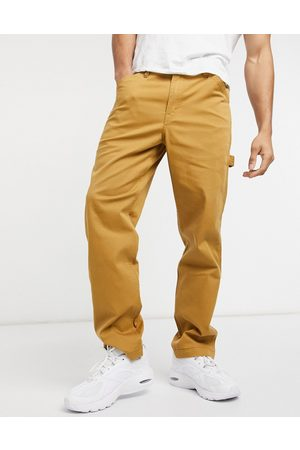 Levi's Levi's Youth tapered fit carpenter trousers in medal bronze