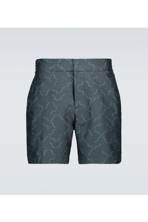 Frescobol Carioca Men Swim Shorts - Printed swim shorts